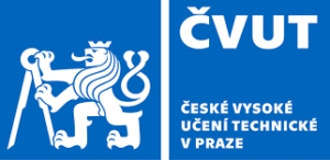 This image has an empty alt attribute; its file name is CVUT-Logo-300x146.png